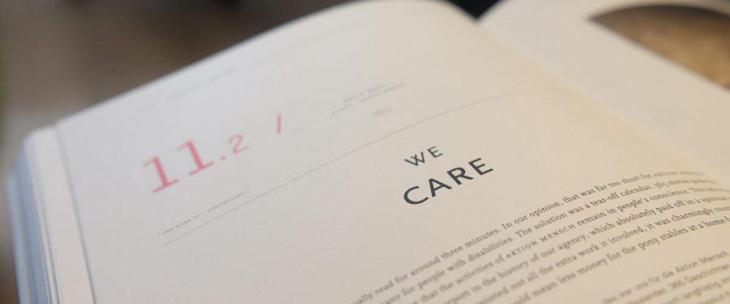 we care messenger