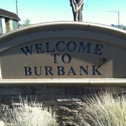 burbank courier services