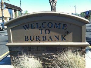 burbank courier services
