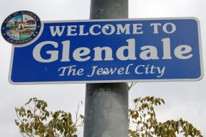 glendale courier service