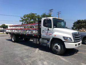 los angeles trucking