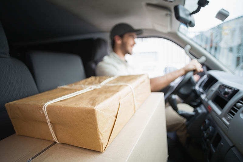 Los Angeles Courier Service