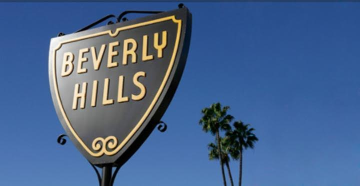 beverly hills courier service