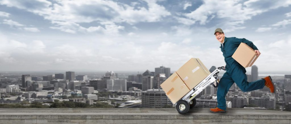 courier services los angeles