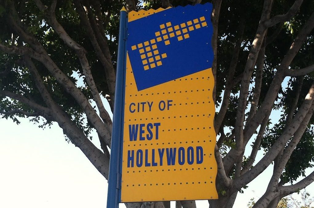 courier service west hollywood