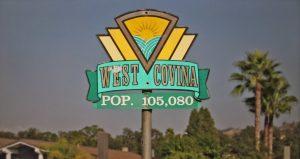 west covina courier service