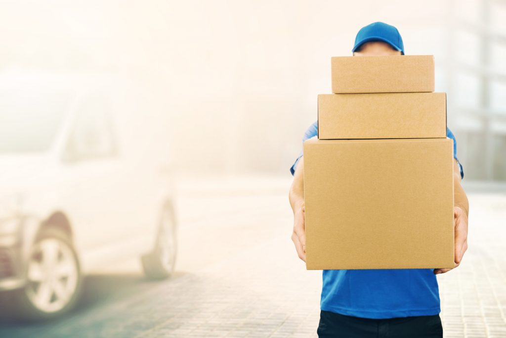courier delivery service los angeles
