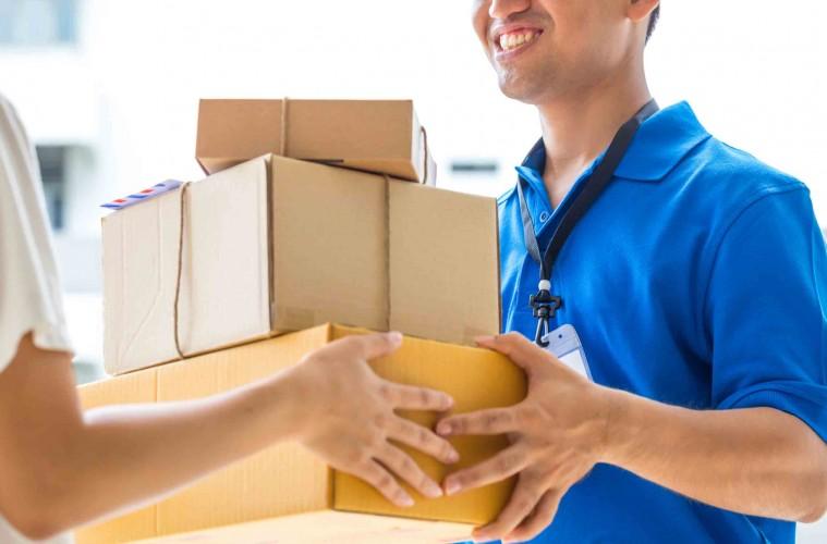 courier service commerce